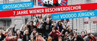 7 Jahre WBC - Großkonzert mit Voodoo Jürgens